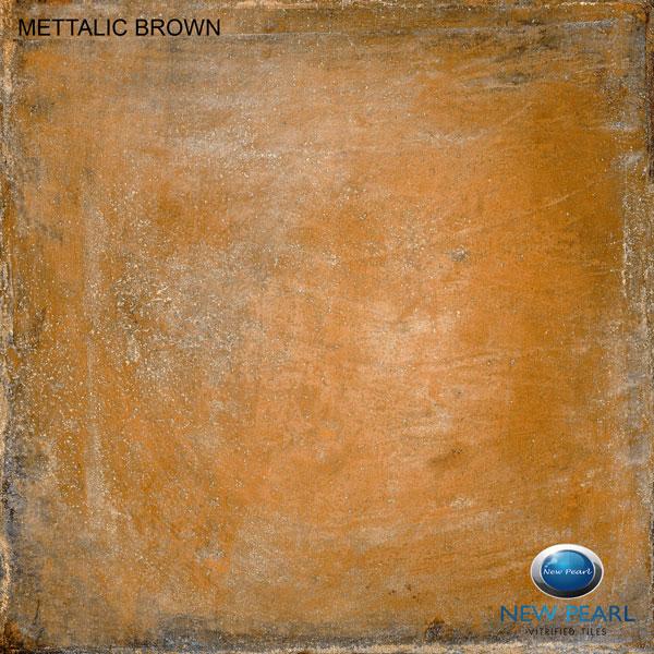 Mettalic Brown